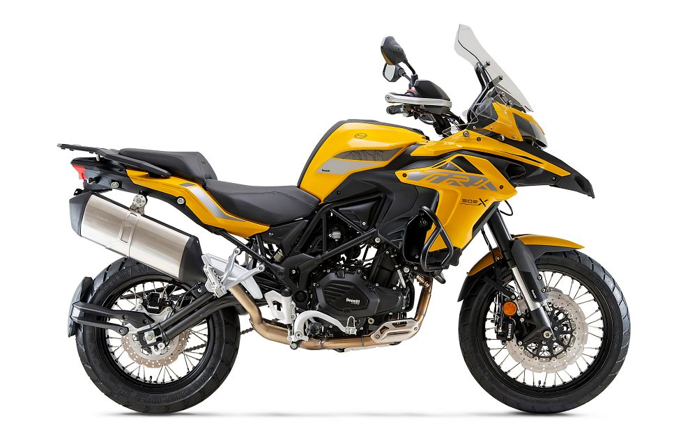 Benelli TRK 502 X Limited Edition 2021