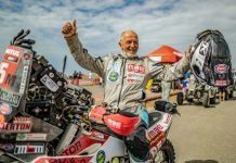 Dakar 2021 - Franco Picco - Photo RallyZone
