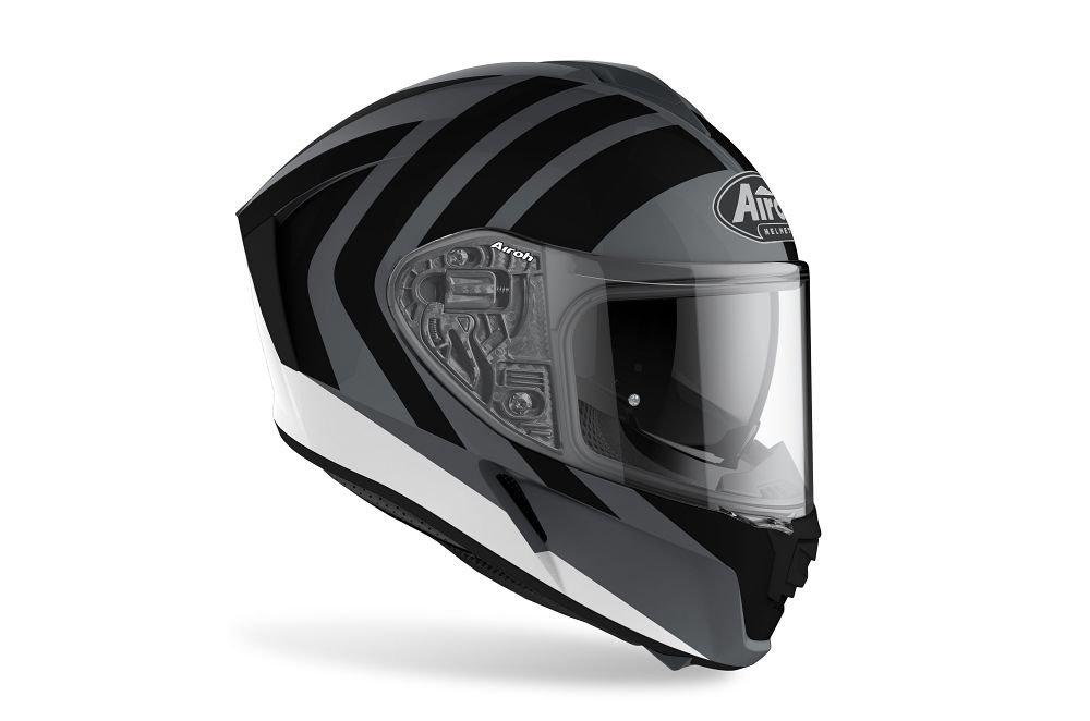 Airoh Spark - Scale matt casco moto integrale