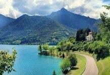 Lago di Ledro - Trentino in moto