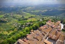 Montaione - Borghi in moto in Toscana
