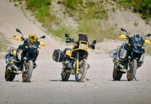 BMW R 1250 GS e R 1250 GS Adventure 40 Years Edition