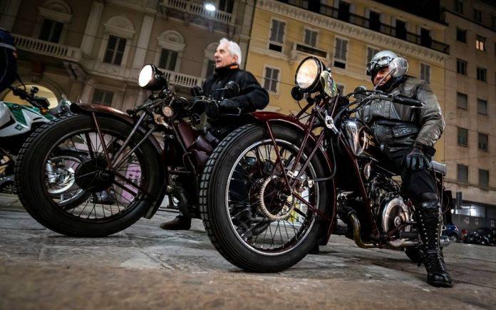 100 anni Moto Guzzi - ASI - Il coraggio di andare oltre docufilm documentario film