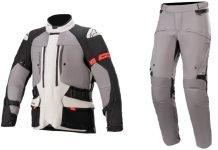 Alpinestars Ketchum Gore-Tex e Road Pro pantalone giacca moto enduro adventure viaggio