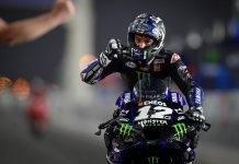 MotoGp del Qatar - Maverick Viñales - Ph. Dorna Sports