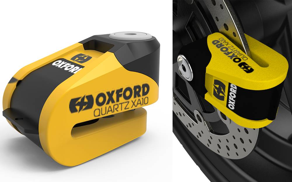 Oxford XA10 blocca disco moto
