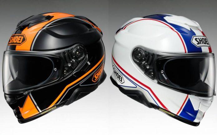 Shoei GT Air 2 casco integrale touring viaggio