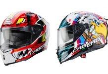 Caberg Avalon - Giga e Hawk casco integrale moto economico