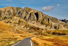 Colle della Lombarda passo moto itinerario bici percorso strada italia francia piemonte