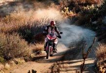 DRE Ducati Adventure Academy maxi enduro scuola avventura multistrada desert sled scrambler v4