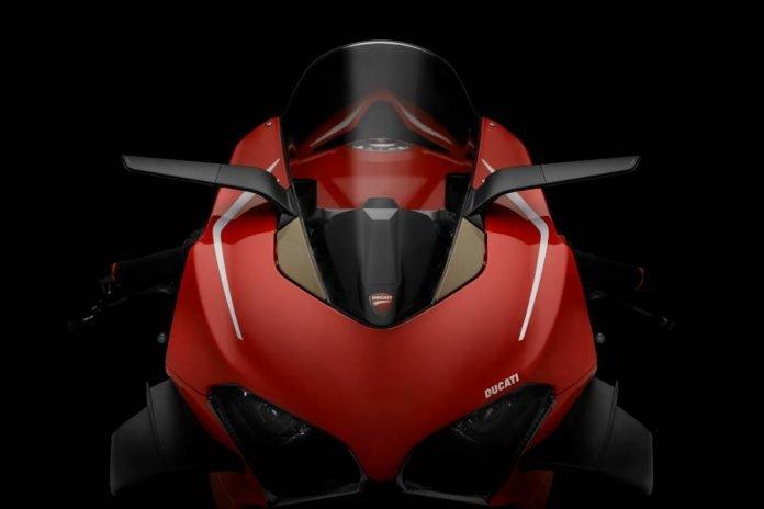 Rizoma Specchietto Stealth - Ducati Panigale V4