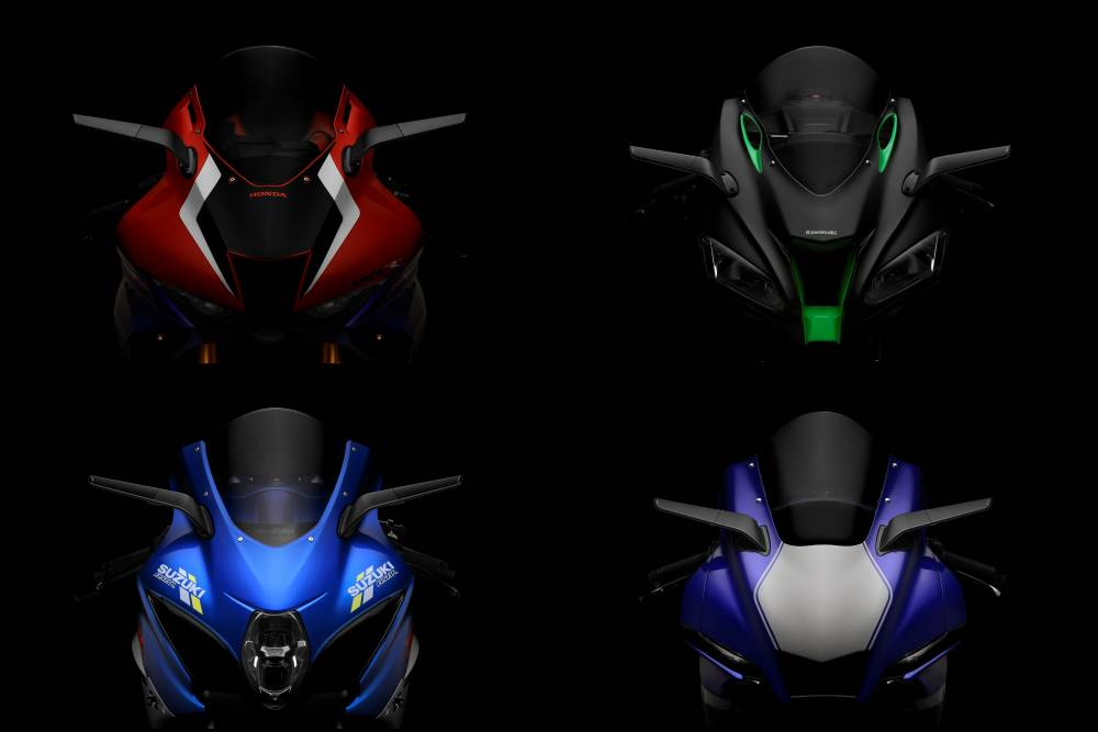 Rizoma Specchietto Stealth su: Honda, Kawasaki, Suzuki e Yamaha.