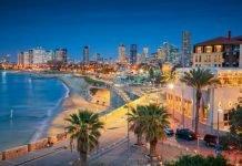 Tel Aviv - turismo moto israele viaggi deserto avventura