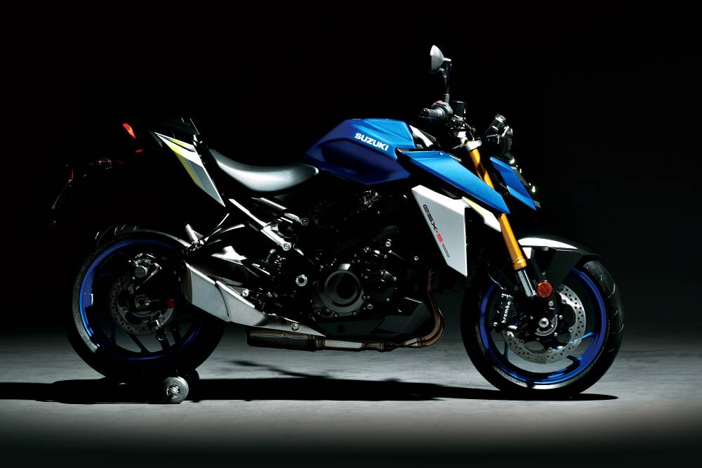 Suzuki GSX-S1000 new nuova street fighter