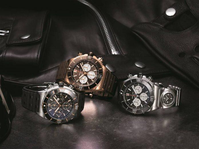 Nuovo Breitling Super Chronomat orologio moto auto lusso cronografo