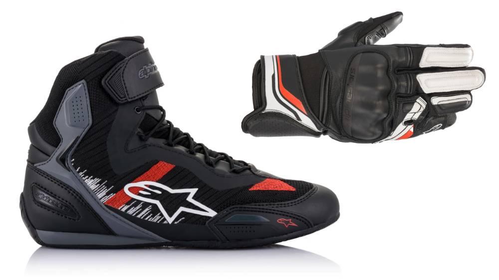Alpinestars Faster 3 Rideknit Shoe e Booster v2