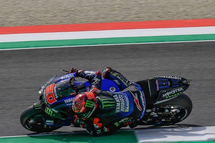 Fabio Quartararo - MotoGp del Mugello 2021