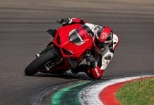 Ducati Panigale V4 S video tutorial