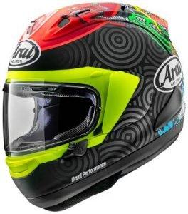 Arai RX-7V - Tatsuki casco integrale racing tour sport