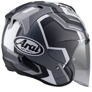 Arai SZ-R VAS casco jet racing tour sport enduro maxi