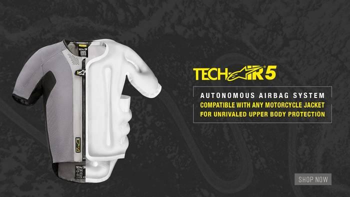Alpinestars Tech Air 5 airbag moto