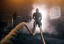 Allenamento moto training fitness palestra casa