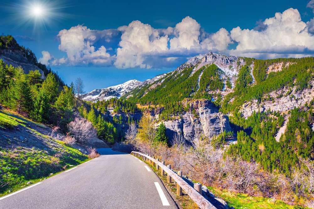 Col de la Bonette moto itinerario passo strada bici percorso