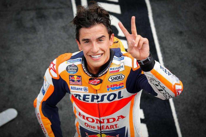 MotoGP Sachsenring 2021 - Marc Marquez germany germania