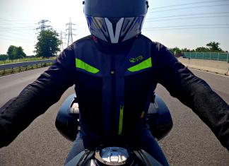 mab motoairbag v3 unboxing recensione impressioni prova review test
