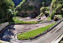 Passo San Boldo moto bici itinerario percorso tour veneto