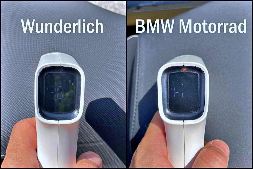 Sella Wunderlich - Aktivkomfort ThermoPro BMW Motorrad