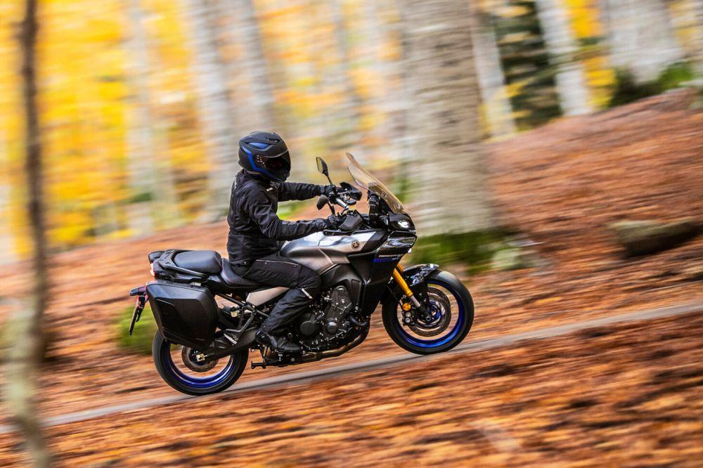 Yamaha Tracer 9 GT le migliori moto da viaggio le migliori moto da viaggio