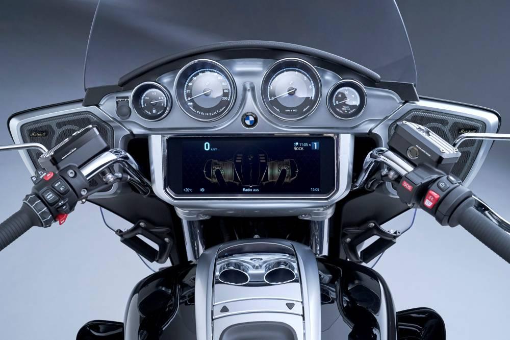 Nuova BMW R 18 Transcontinental e Nuova BMW R 18 B
