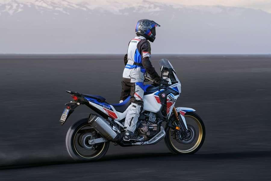 Nuova Honda CRF1100L Adventure Sports 2022