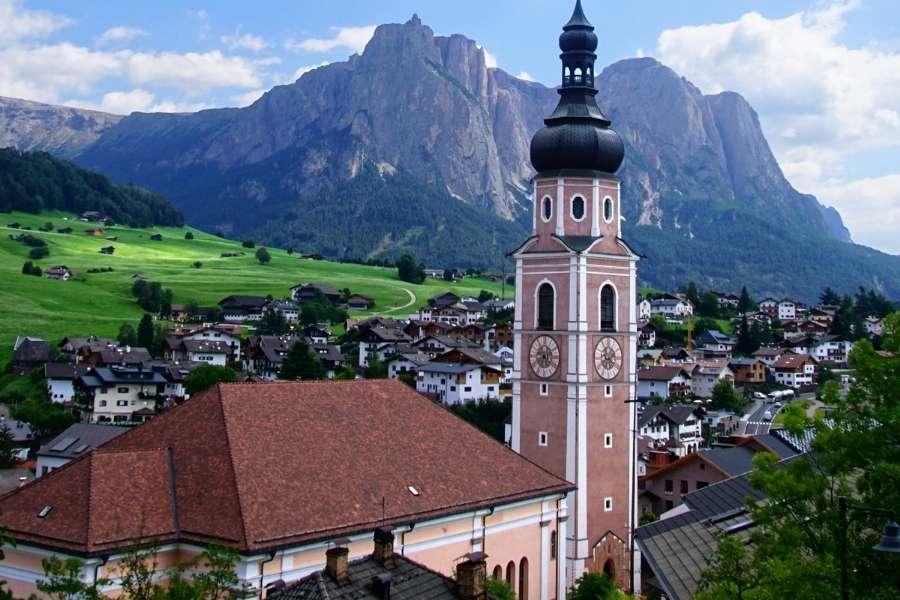 Castelrotto - borghi trentino alto adige alpe di siusi sciliar