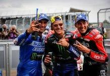 MotoGP Silverstone 2021 - Rins, Quartararo, Espargaro