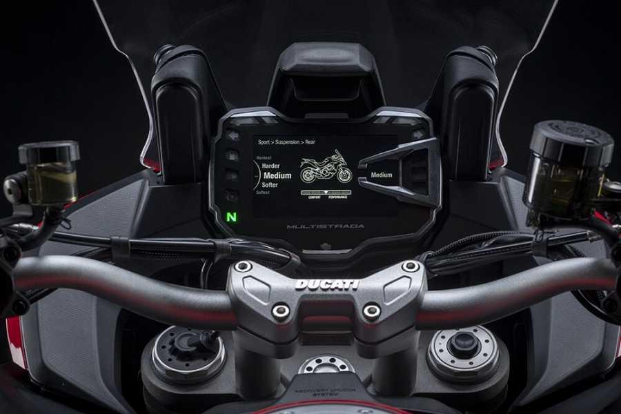 Multistrada V2 S moto crossover ducati economica