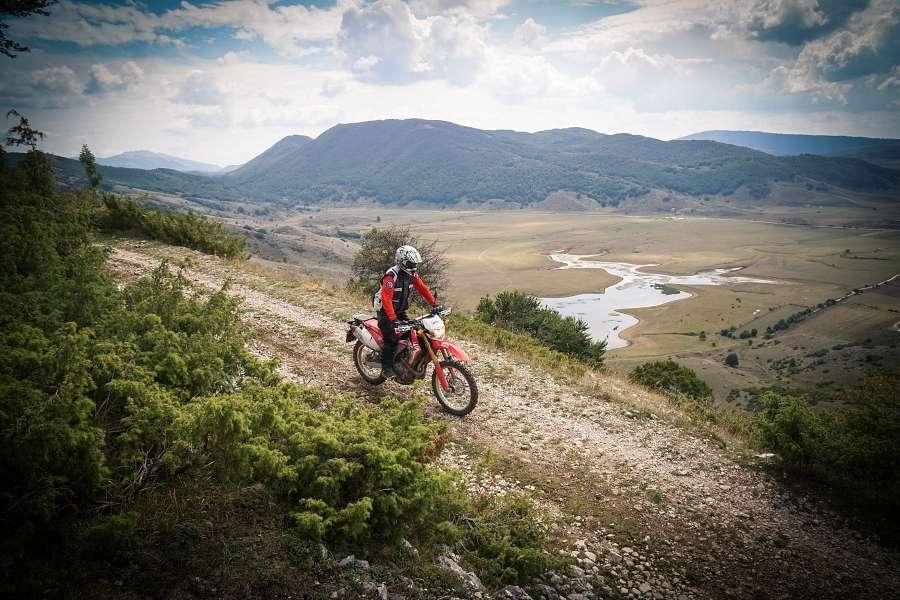 Queen Trophy 2021 adventure moto fuoristrada enduro