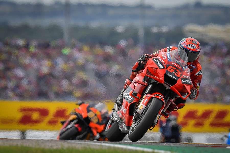 Pecco Bagnaia - MotoGP of The Americas