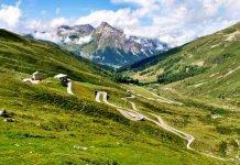 passo dello spluga splugenpass percorso itinerario moto bici svizzera