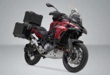 valigie borse serbatoio accessori SW-MOTECH per Benelli TRK 502