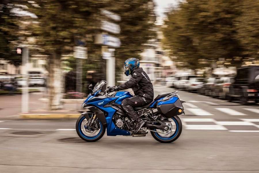 Nuova Suzuki GSX-S1000GT
